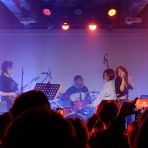 歌い手のための音楽活動サポートサービスMUSIC PARTNERの活用事例:サポートミュージシャンとともにレコ発ライブ