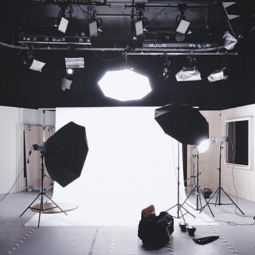 歌い手のための音楽活動サポートサービスMUSIC PARTNERのアーティスト写真撮影